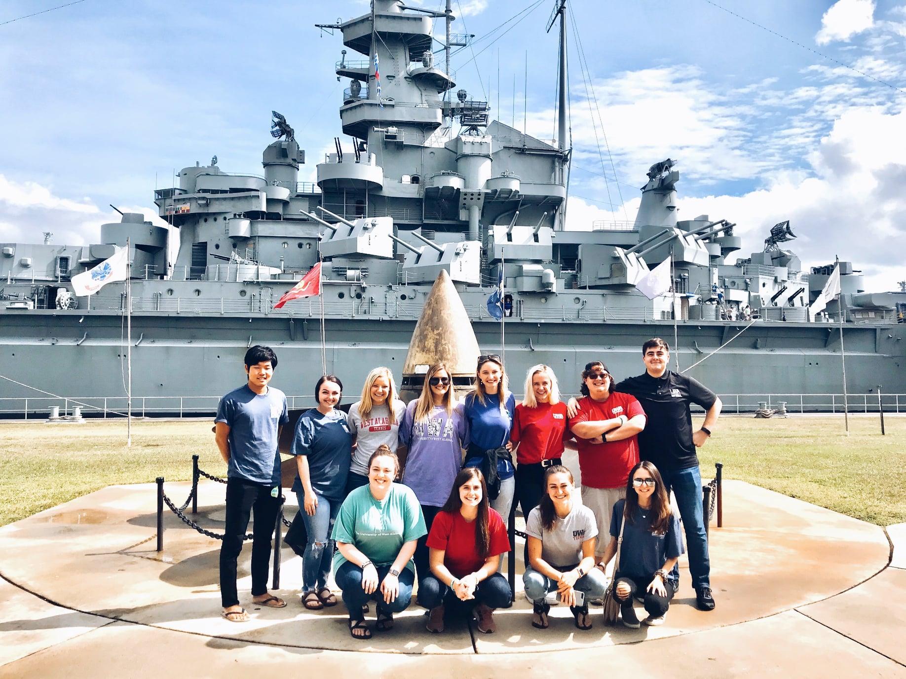 Battleship park Mobile, AL